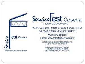 Service Fest Cesena