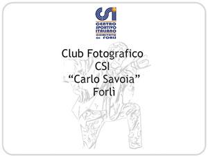 Club Fotografico CSI - Carlo Savoia