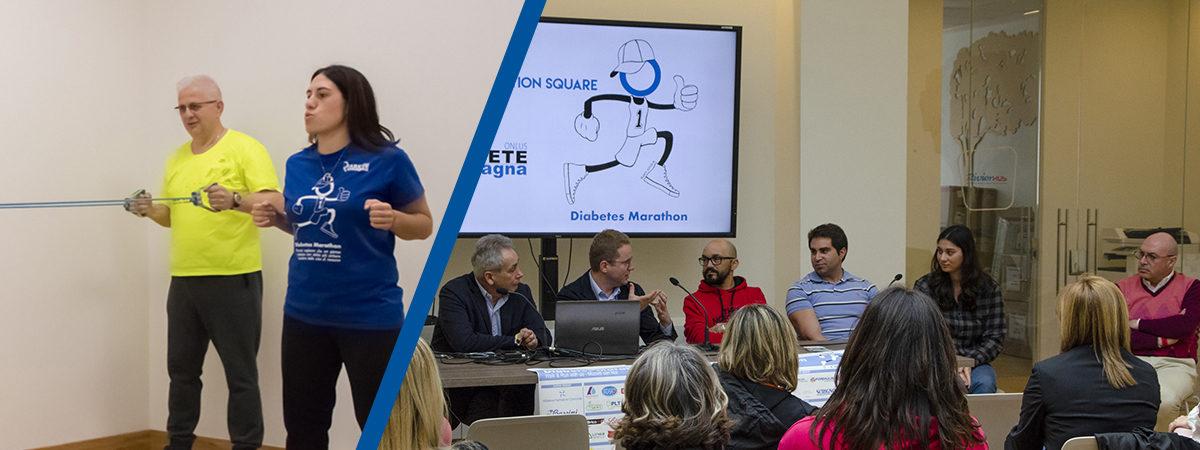 Diabetes Marathon Health 2020