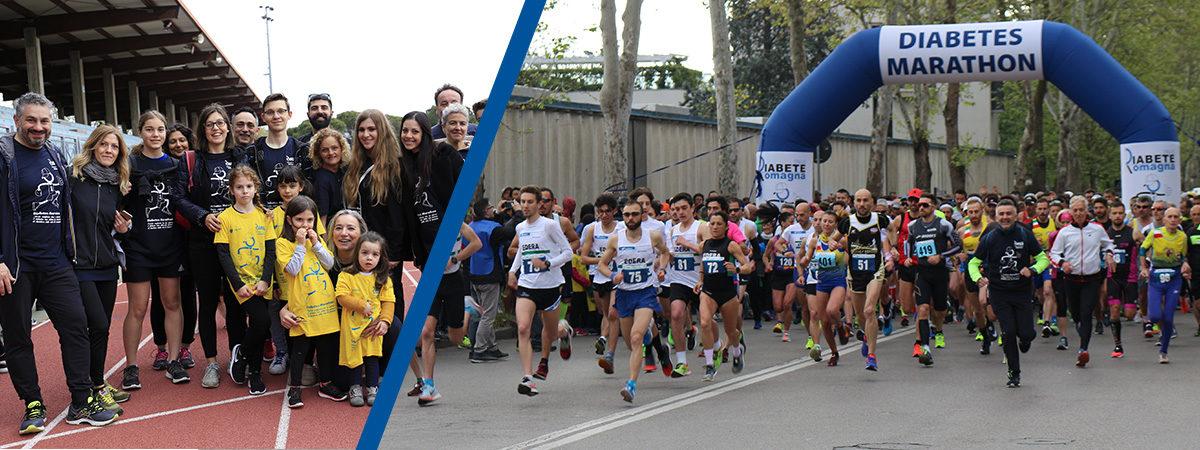 Diabetes Marathon Run 2020