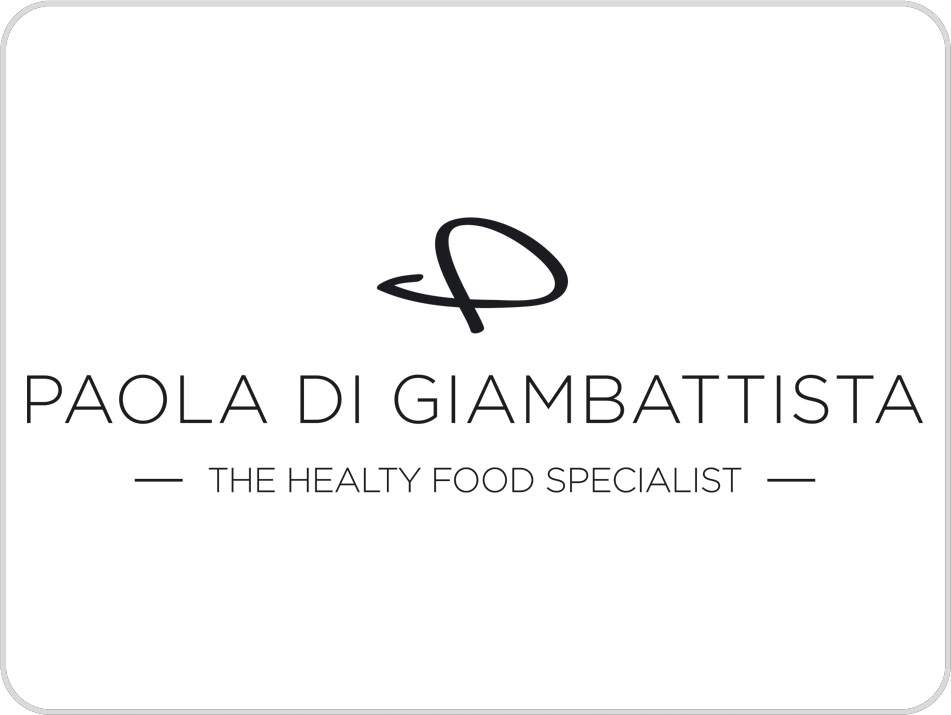 Paola Di Giambattista - The Healthy Food Specialist